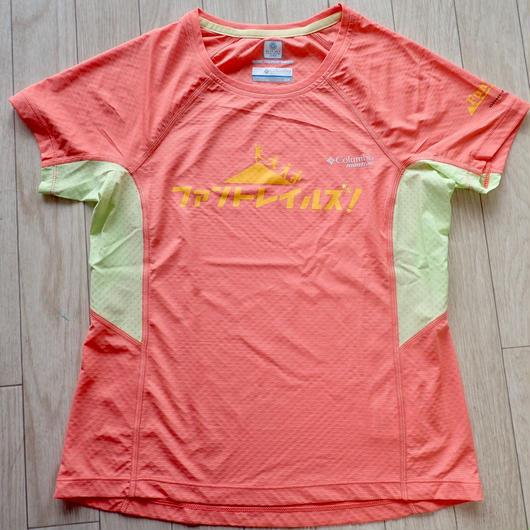 【FunTrails オリジナルTシャツ2017】《Lychee(ライチ)》ウィメンズ タイタンウルトラショートスリーブシャツ