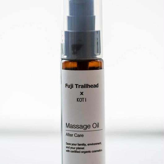 Massage Oil【After Care】 FujiTrailhead×KOTI