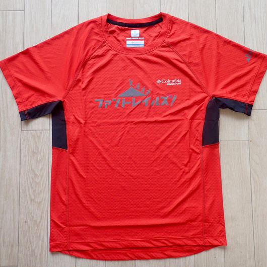【FunTrails オリジナルTシャツ2017】《Super Sonic》メンズタイタンウルトラショートスリーブシャツ