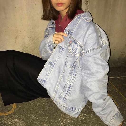 Levi's  big denim jacket