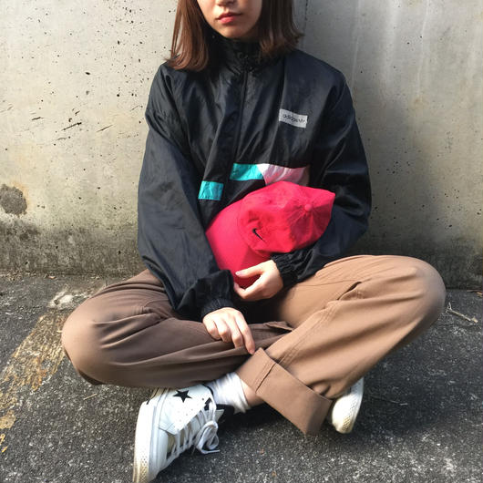 Adidas patch one point nylon jacket