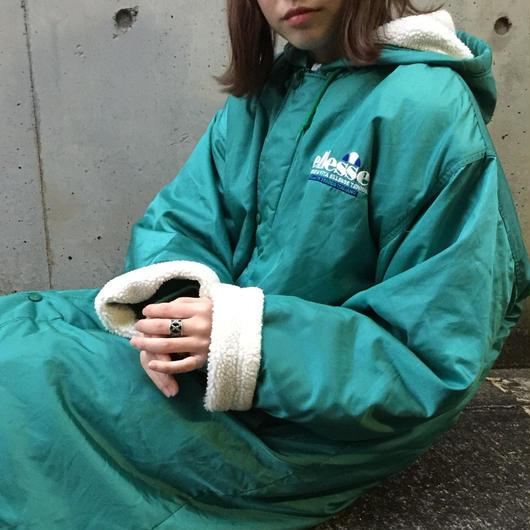 Ellese light green boa jacket