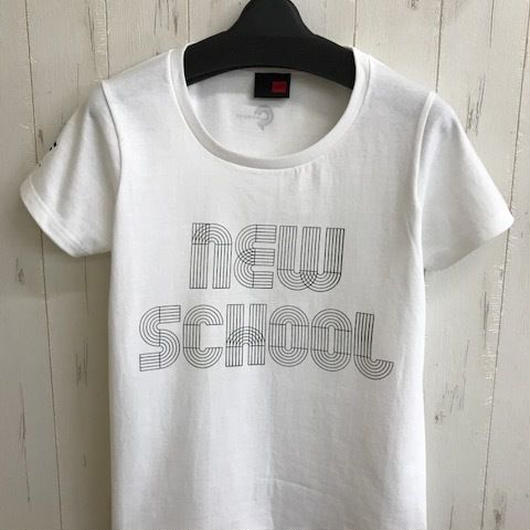 New Schoo; Tシャツ(Lady's)