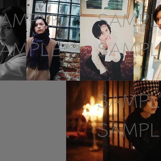 【期間限定】「月刊北村諒」+特設サイト限定トールケースジャケット仕様DVD+生写真5枚セット