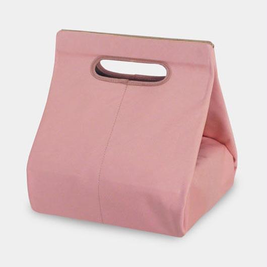 FUROSHIKI-BAG 1 pink × beige