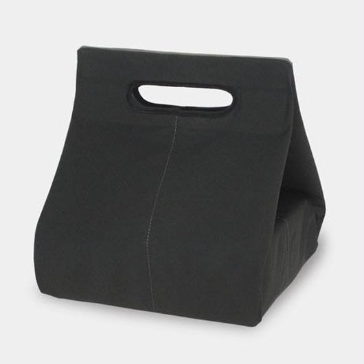 FUROSHIKI-BAG 1 black × gray