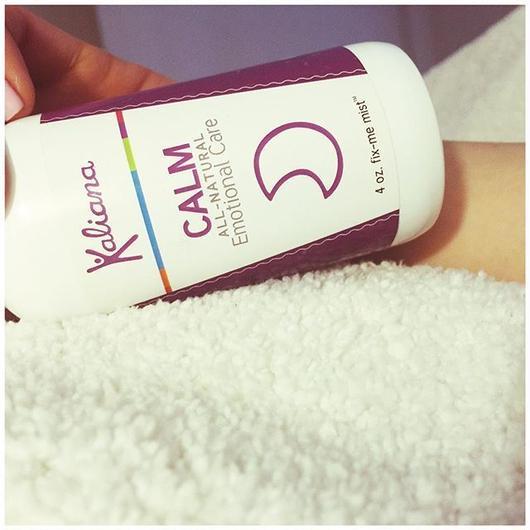 【アロマ・エモーショナルケアスプレー】CALM Spray