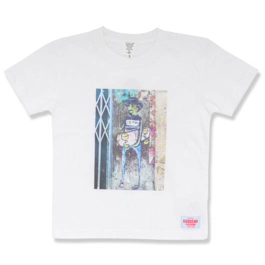 Street Wall Art  T-Shirts  2color