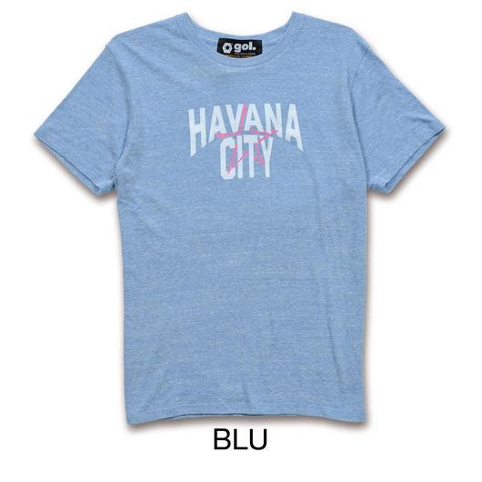 【期間限定20%オフ】ハバナシティTシャツ(G792-607)