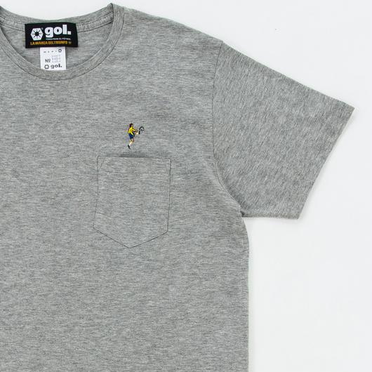 ジョガドールポケットT シャツ(G892-674)