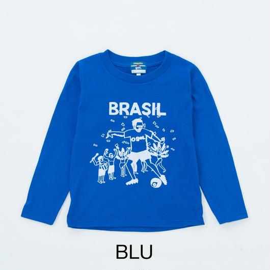 Jr. Tシャツ<BRASIL>(G871-211)