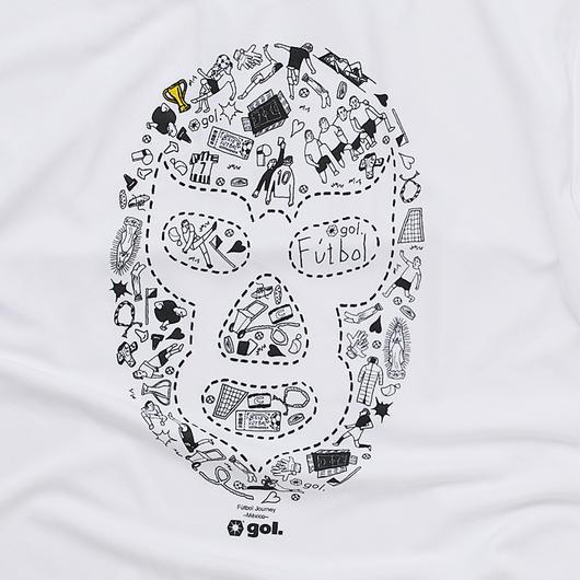 ルチャリブレ ドライシャツ(G792-629)