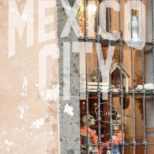 フォトTシャツ<MEXICO CITY>(G792-620)