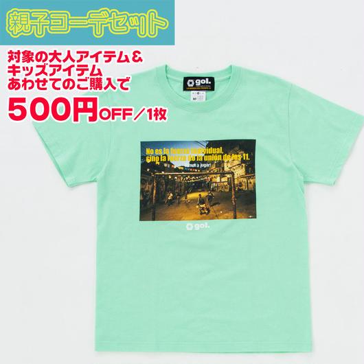 【親子コーデセット】ファベーラフォトT シャツ<NOITE>(G892-668)