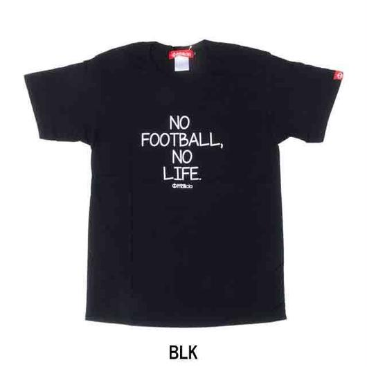"【50%OFF】BBM""NO FOOTBALL,NO LIFE""Tシャツ(BM592-005)"