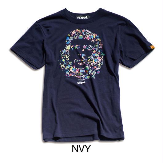 レヴォリューション Tシャツ(G792-626)