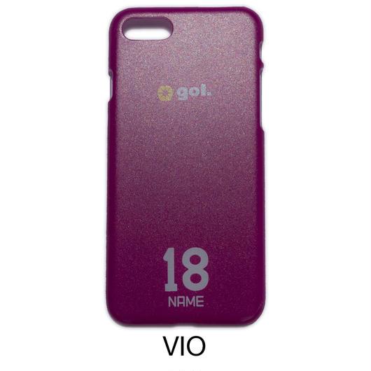セミオーダースマホケース(ハードタイプ)(VIO G786-508)