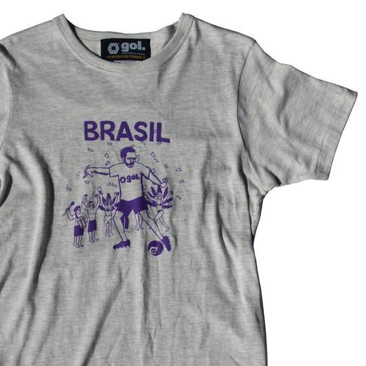 Tシャツ<BRASIL>(G892-691)