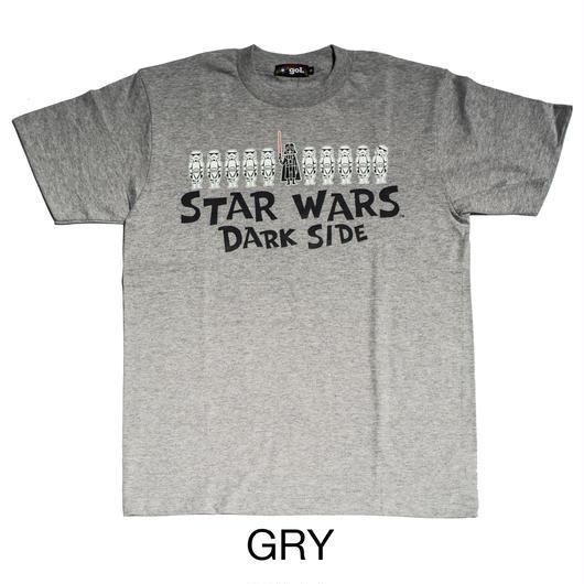 スターウォーズ      Tシャツ<DARK SIDE>(G792-643)
