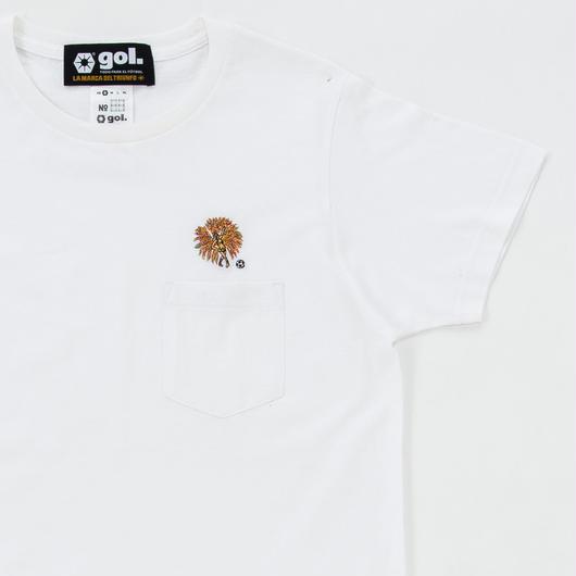 サンバポケットT シャツ(G892-673)