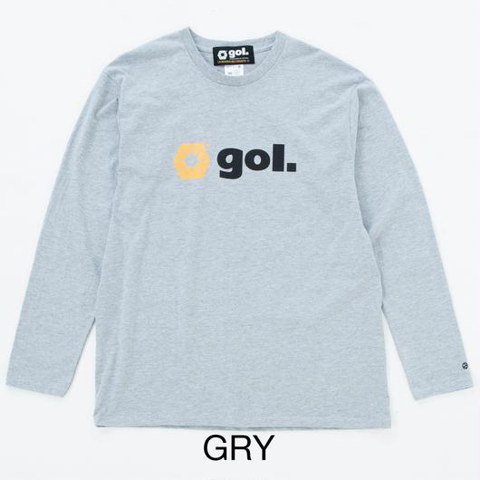 長袖Tシャツ<BASIC>(G891-699)