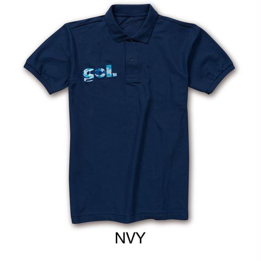 ポロシャツ<CUBAN CAMO>(G792-600)
