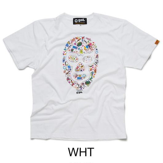 ルチャリブレTシャツ(G792-628)