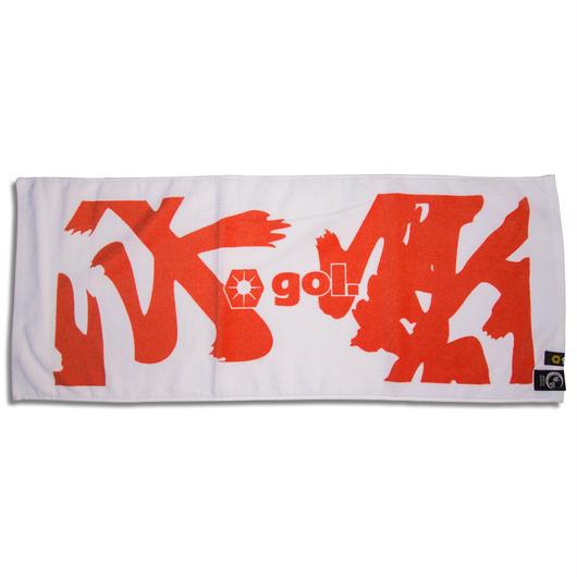 球舞コラボフェイスタオル(G726-714)