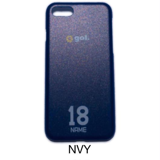 セミオーダースマホケース(ハードタイプ)(NVY G786-508)