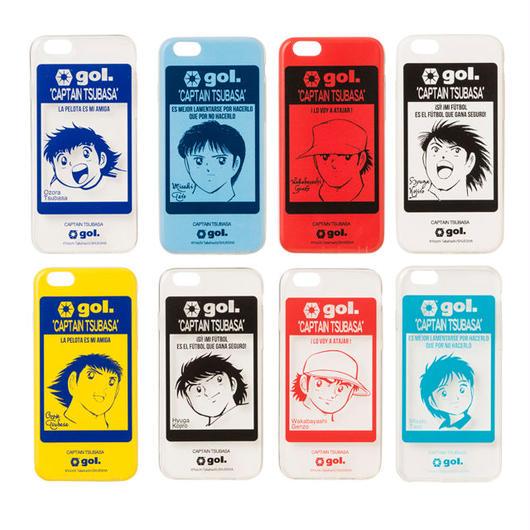 【50%OFF】キャプテン翼×gol. コラボ iPhone6 CASEキャプテン翼×gol. コラボ iPhone6 CASE