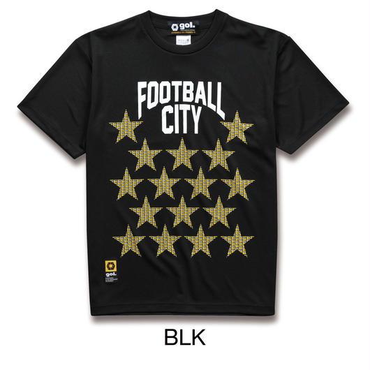 フットボールシティ ドライシャツ(G792-610)