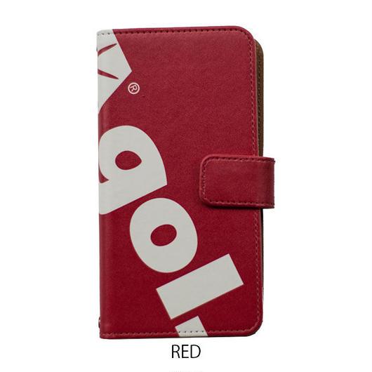 セミオーダースマホケース(RED G686-427)