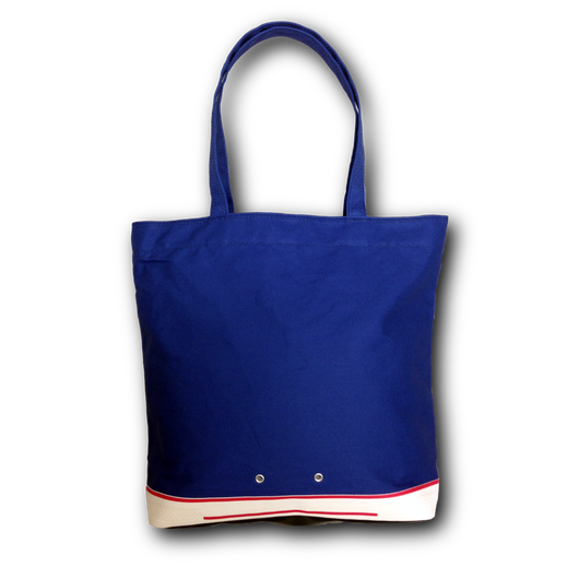""" FOOTLOOSE TOTE "" color: BLUE"
