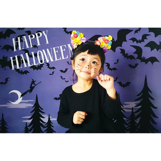 ★数量&期間限定 おうち写真館 Halloween night Mサイズ(縦841 × 横1189 mm)
