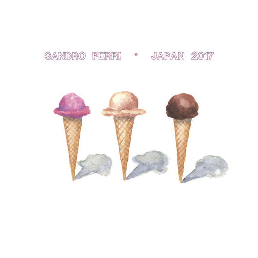 Sandro Perri/JAPAN 2017[CD]