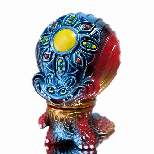 宇宙魚人ギョグラ マウント工房第3期彩色版