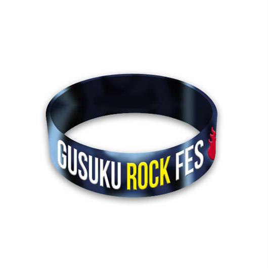 GUSUKU ROCK FES RUBBER BAND