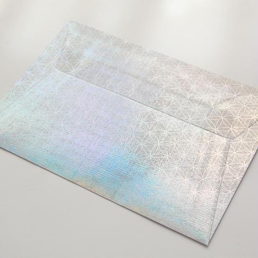 G.LALO × Cosmotech 箔封筒 『 いにしえの花 』 | 2018年8月27日以降出荷分