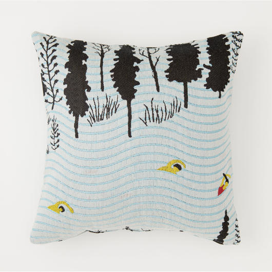 snip snap LAPLAND cushion cover | swimming