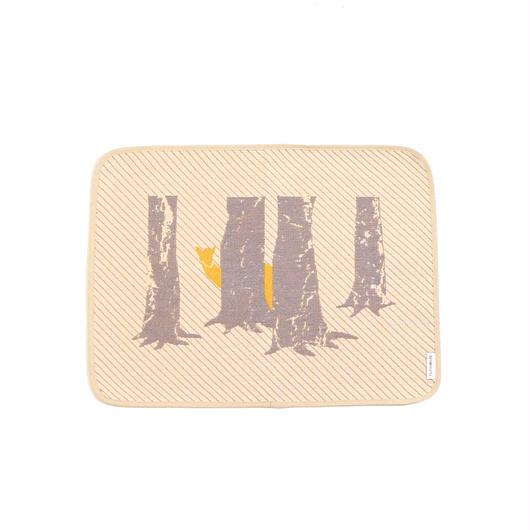 hide and seek DEER place mat | deer