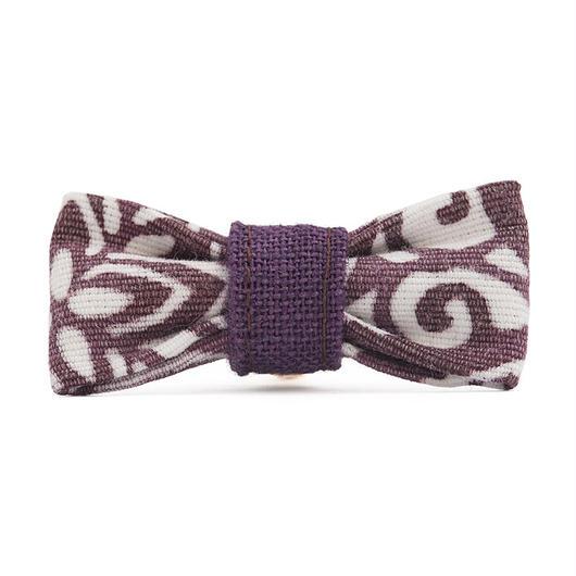 butterfly/PIN BROOCH Purple