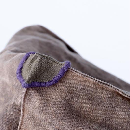 かばんの健康診断|アップリケ(送付用袋)