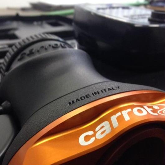 carrot RACE FINISH