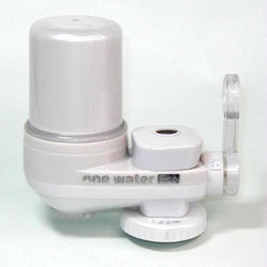 浄水器(素粒水)ワンウォーターECO (カートリッジ定期交換有)