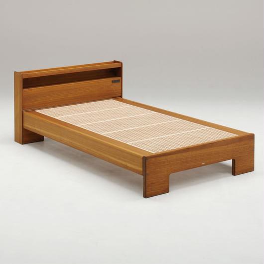 組子ベッド ここちe セミダブル(SD)