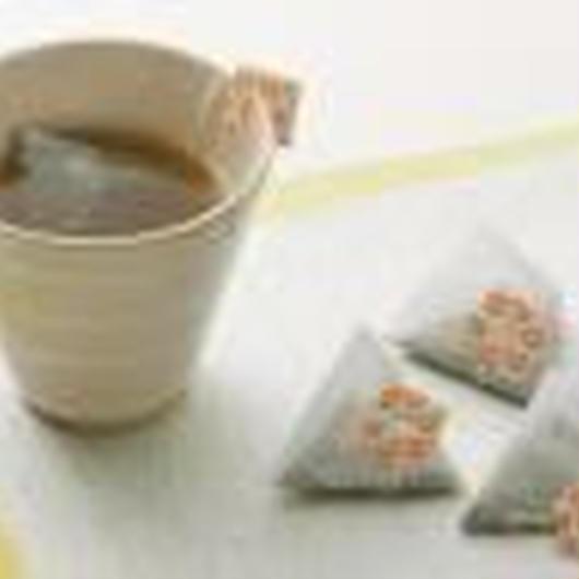 ハングタグ付きティーパック柿茶(1.5g×20袋)