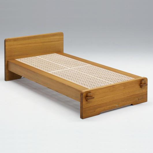 組子ベッド あんばいー蜜蝋仕上げ シングル(S)