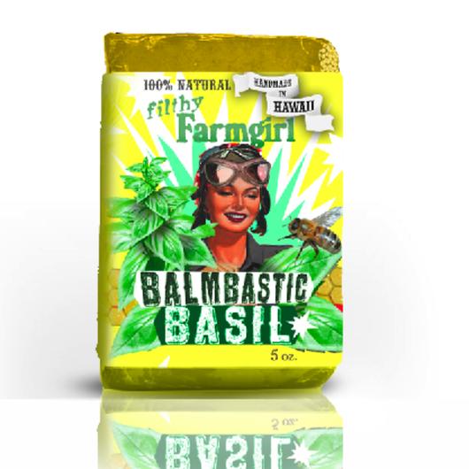 バームバスティックL / Balmbastic Basil200g