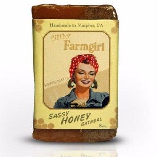 サッシーハニーオートミルS / Sassy Honey Oatmeal60g