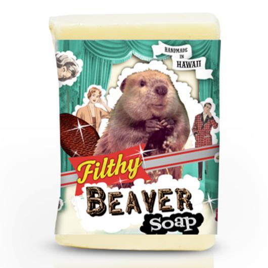 フィルシービーバーソープS / Filthy Beaver Soap60g
